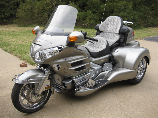 What do you like about your Roadsmith Trike? - Page 3