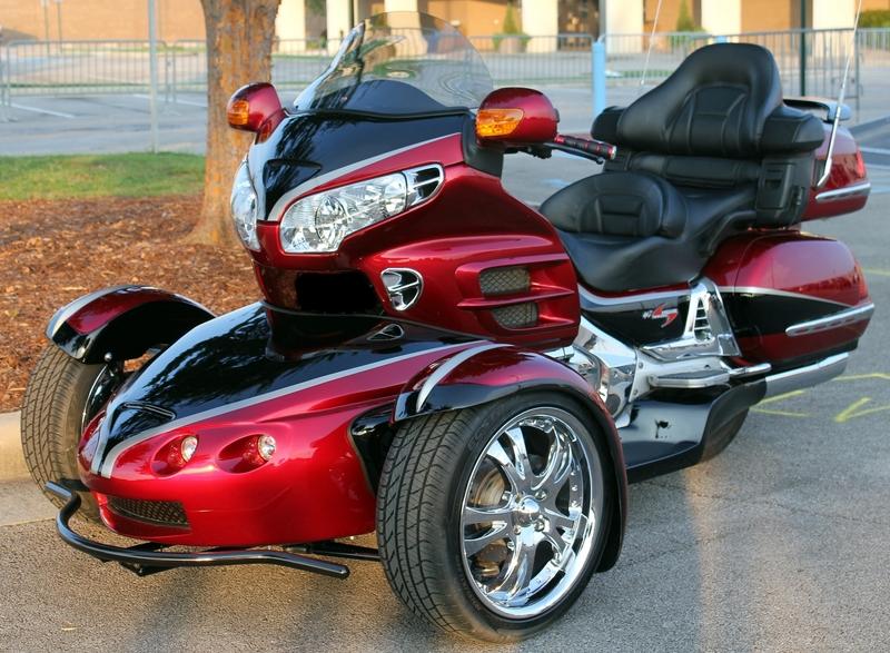 Hannigan Introduces HRT Reverse Trike Conversion