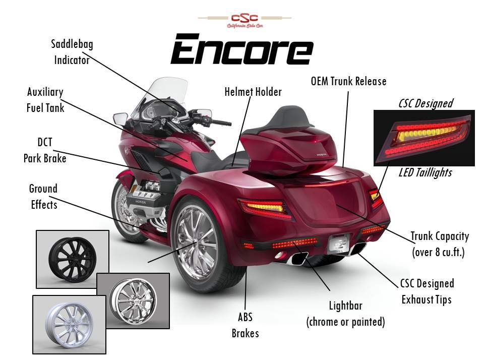 Is this REAL! 2018 GW CSC Encore